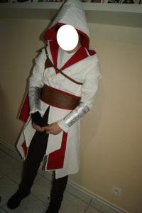 B2L Créations - Couture et retouches sur Rouen - Costume Assassin's Creed