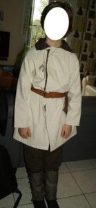 B2L Créations - Couture et retouches sur Rouen - Déguisement Assassin's Creed