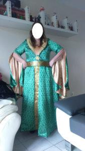 B2L Créations - Couture et retouches sur Rouen - Costume médiéval