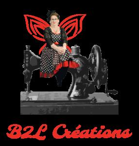 B2L Créations - Couture & Retouches sur Rouen et ses environs - Logo