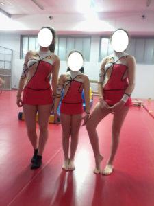 B2L Créations - Couture et retouches sur Rouen - Justaucorps gymnastique rythmique