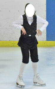 B2L Créations - Couture et retouches sur Rouen - Costume patinage artistique homologué