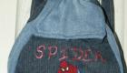 B2L Créations - Mini sac à dos Spider Man