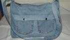 B2L Créations - sac en jean