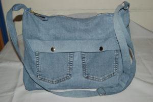 B2L Créations - Couture et retouches sur Rouen- sac en jean