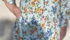 B2L Créations ,Haut à fleurs