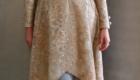 B2L Créations- veste longue dentelle
